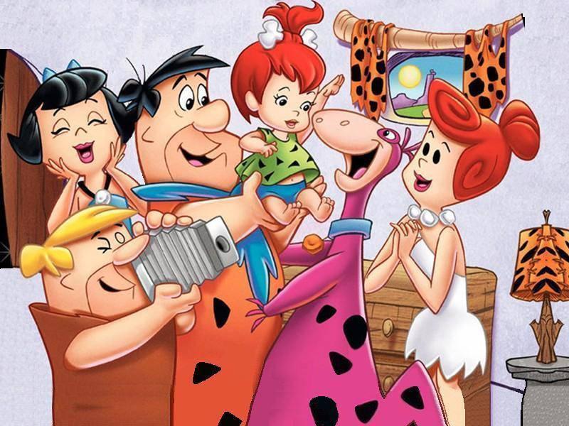 Flintstones google festeggia il mezzo secolo di un cartone senza età