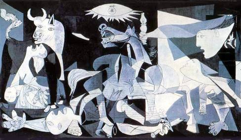 Il museo del regno Guernica-picasso