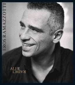 Eros Ramazzotti, cover Ali e radici