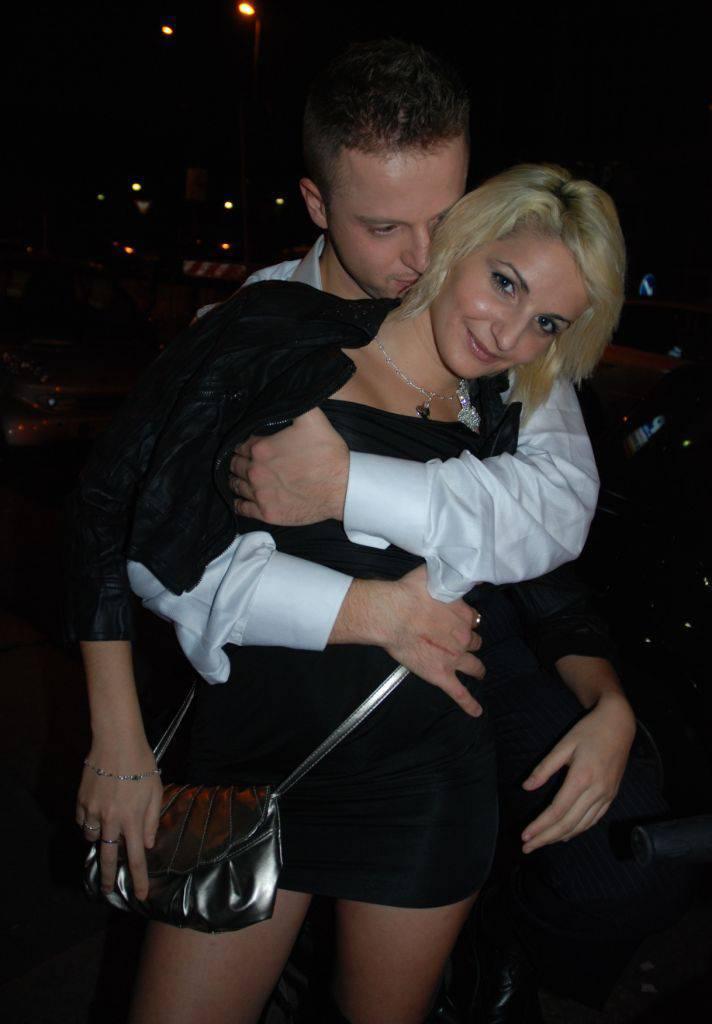 Luca tassinari e la pornostar dea marini effusioni e baci appassionati - Star porno diva ...