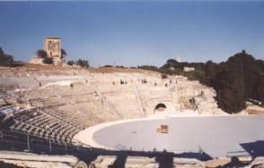 teatro greco SIRACUSA