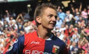 Criscito, calciatore del Genoa