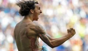 Ibrahimovic, calciatore del Milan