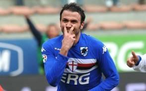 Pazzini, calciatore sampdoria