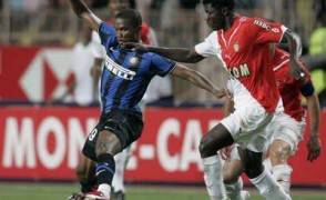 Eto'o, calciatore inter