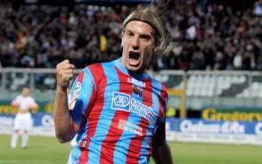 Maxi Lopez, calciatore catania