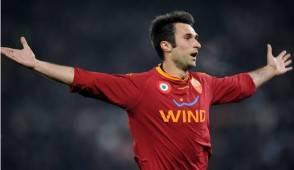 Vucinic, calciatore roma