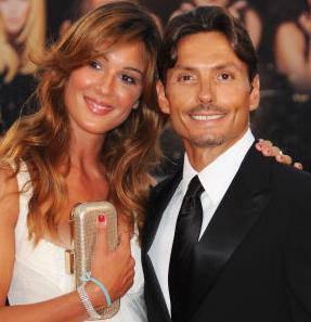 silvia e piersilvio Silvia Toffanin e Piersilvio Berlusconi nozze nel castello di Oria?