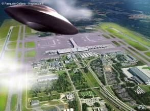 Anche l'aeroporto di Oslo è stato bloccato da un Ufo