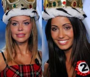 striscia 294x253 Striscia la notizia sfida la Rai: niente veline se non ci sarà Miss Italia