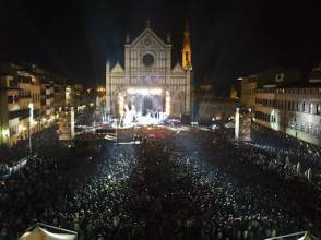 Trl Awards 2011 in Piazza Santa Croce- credits Enrico Zafarana per Newnotizie
