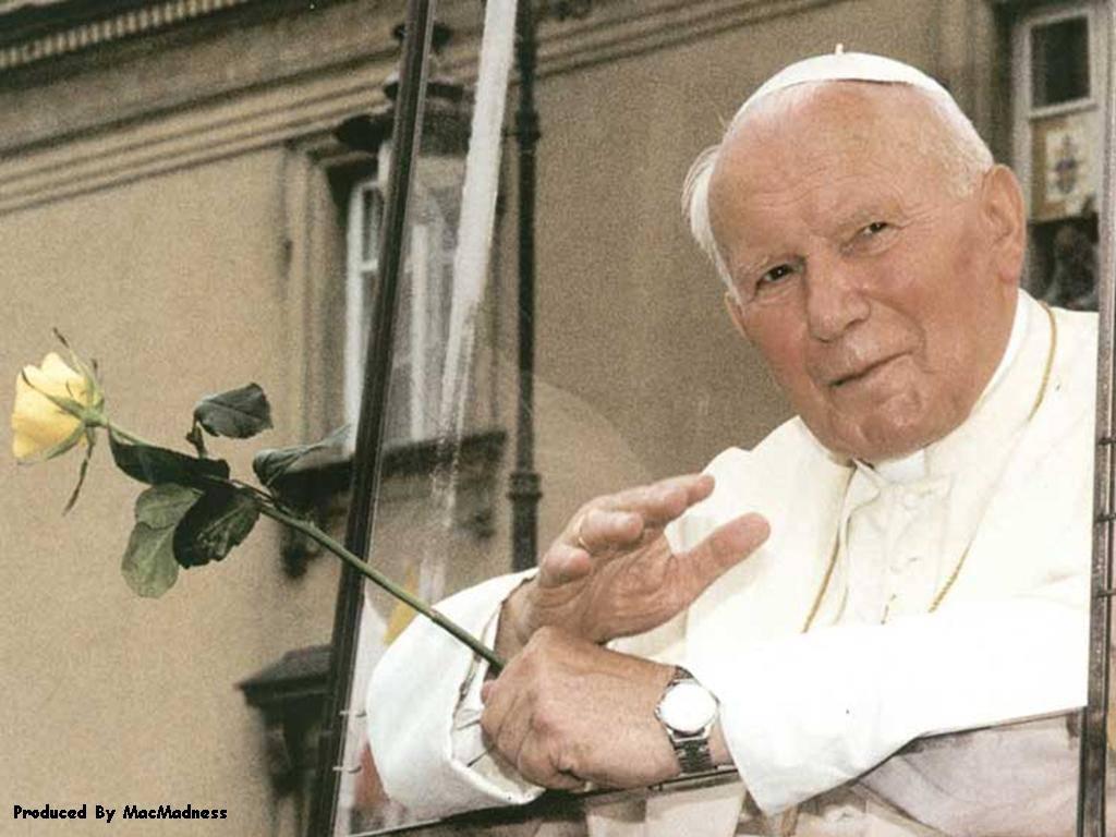 Papa giovanni paolo ii karol wojtyla 1