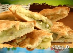 Cotto E Mangiato Ricette Di Benedetta Parodi Focaccia Di Patate E