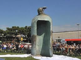 wojtyla statua rainaldi 2
