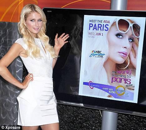 Paris Hilton The World According To Paris Un Vero Flop