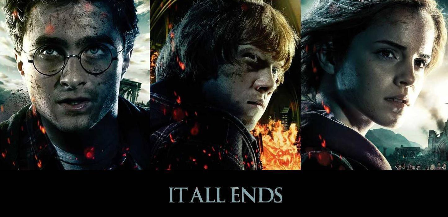 Harry Potter e i Doni Della Morte p1, stasera in TV