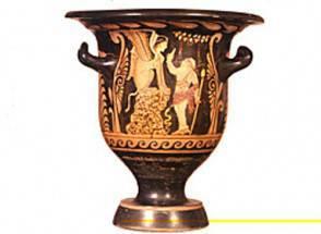 I gatti nell 39 antica grecia for Vasi antica grecia