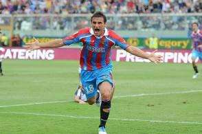 Catania-Napoli 2-1 - Bergessio