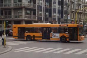 Autobus a Milano