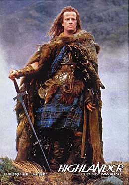 Der Highlander Serie