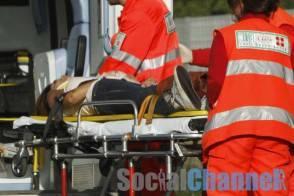 belen stefano incidente 3 294x196 Belen Rodriguez e Stefano De Martino: le foto dellincidente in moto