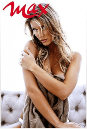 Joanna Krupa 3 294x434 Johanna Krupa sexy, a nudo su Max