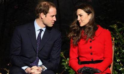 William-d'Inghilterra-e-Kate-Middleton