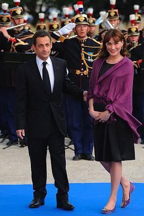 """Carla Bruni e il sesso """"di qualità"""" con Sarkozy"""
