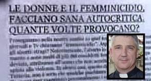 20121226 volantino 294x158 Violenza sulle donne, volantino shock sul femminicidio: don Corsi non si pente