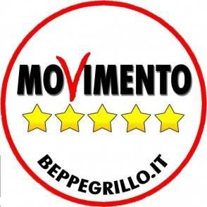 Il logo del Movimento5stelle