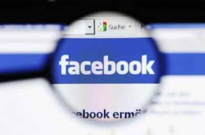 occhio su Facebook