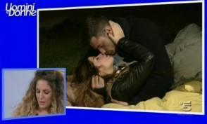 Eugenio si bacia con Francesca