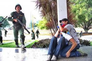 Guerriglia in Venezuela