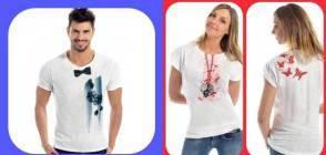 Le magliette di Cristian e Tara