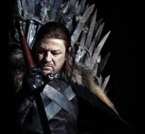 Un'immagine de 'Il trono di spade'
