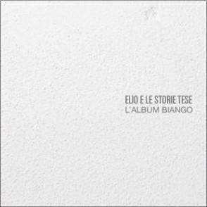 La copertina dell'Album Biango di Elio e le storie tese