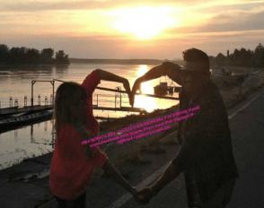 Francesca ed Eugenio uniti