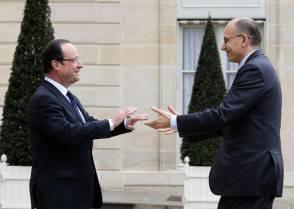Parigi, Letta incontra Hollande