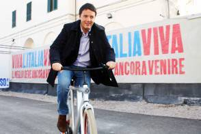 Stazione Leopolda, Matteo Renzi - viva l'italia viva