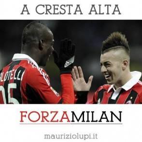 Milan creste