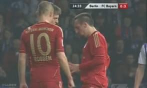 Robben Bayern Monaco