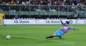 Gomez in gol contro il Pescara