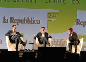 Intervento di Matteo Renzi alla Repubblica delle idee