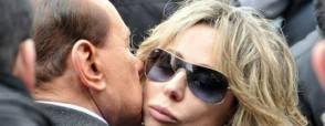 Silvio e Marina Berlusconi
