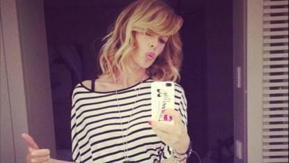 Alessia Marcuzzi chiarisce il suo sfogo su Instagram