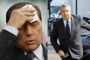 Berlusconi e De Benedetti