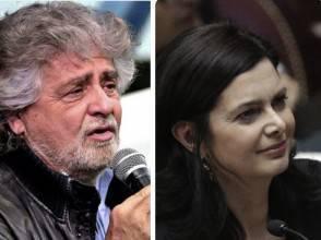 Grillo e Boldrini