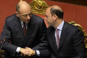 ITALY-POLITICS-GOVERNMENT-SENATE