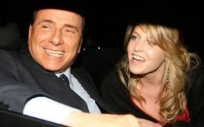 Silvio e Barbara Berlusconi