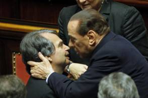 Brunetta e Berlusconi